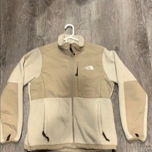 The North Face Womens Jacket Size M TAN